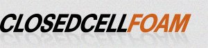 closed cell foam logo
