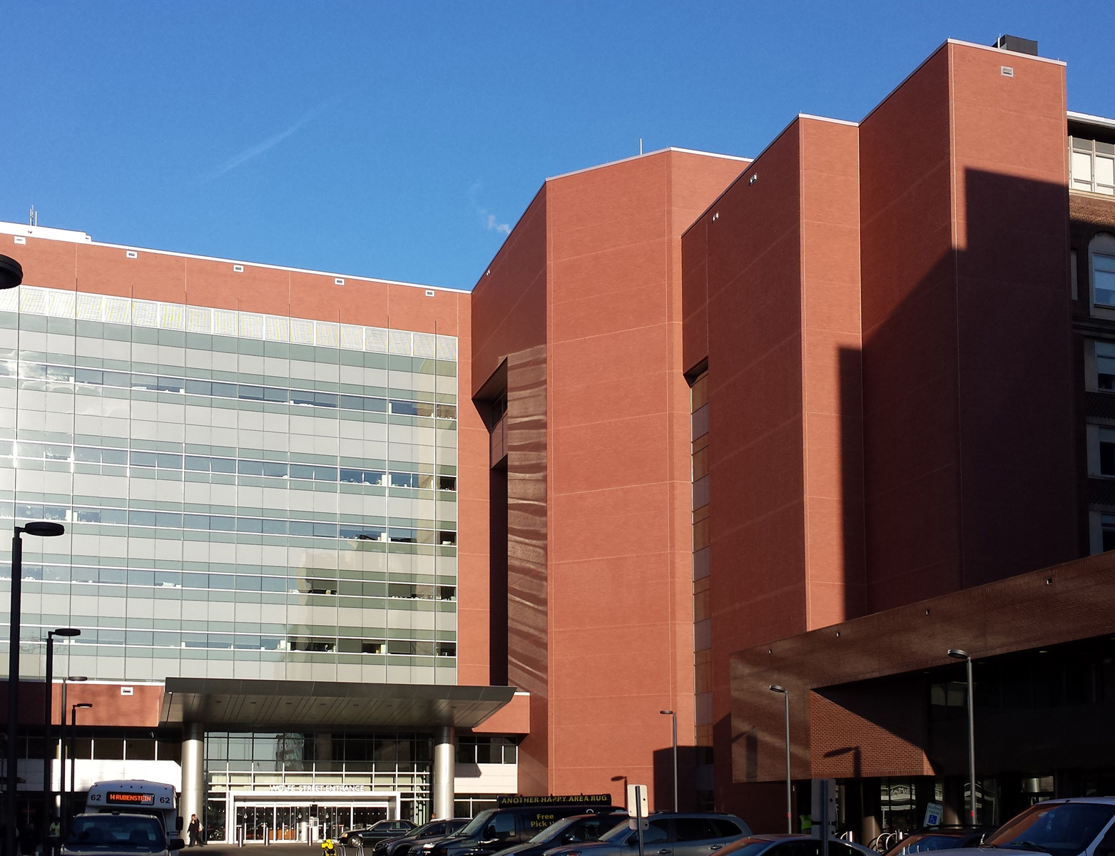 Johns Hopkins Hospital – Nelson-Harvey Building