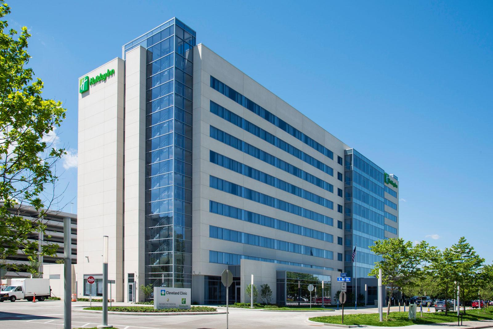 Cleveland Clinic Holiday Inn Ohio